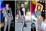 5 xu hướng thời trang làm 'say lòng' mỹ nhân Việt