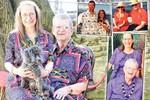 Vợ chồng 35 năm chỉ mặc áo cặp