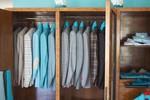 Cất giữ quần áo mùa đông hợp lý