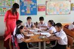 Tâm sự người giáo viên lén cho học sinh lớp 3 học lại lớp 1