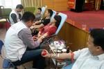 Đoàn viên, thanh niên Habeco tình nguyện hiến máu: Hạnh phúc khi sẻ chia