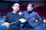 Phút dung dị Hồng Nhung, chồng Mỹ Linh năm 2013