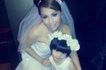 Cả nhà Bằng Kiều dự đám cưới ca sỹ Minh Tuyết