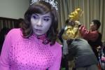 Cận cảnh 'cô Đẩu' điệu đà trong Táo Quân 2013