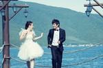 Trọn bộ ảnh cưới lãng mạn của Angela Phương Trinh