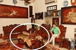 Đề nghị xác định nguồn gốc da hổ, đầu bò nhà diễn viên Tùng Lâm