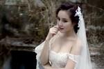 Vẻ đẹp ngọt ngào của Vy Oanh