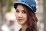 Hoa hậu Trần Thị Quỳnh 'làm xấu' giữa phố