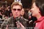 Tom Cruise: 'Tôi rất muốn đến Việt Nam'