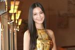 Hoa hậu Thùy Dung quyến rũ bất ngờ