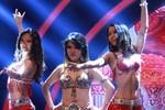 3 vũ công múa bụng đốt cháy sân khấu Got Talent