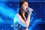 Cẩm Tú khiến HLV Quốc Trung 'ngất ngây' từ ngoại hình đến giọng hát