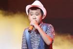 Cậu bé 12 tuổi thể hiện tố chất nghệ sĩ trên sân khấu Giọng hát Việt