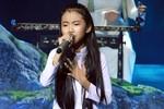 """Cô bé hát dân ca lại khiến cả khán phòng GHV nhí lặng đi với """"Lòng mẹ"""""""
