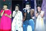Đội Hồng Nhung khẳng định năng khiếu âm nhạc tại Liveshow 4 The Voice