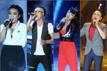 The Voice Liveshow 4: Đội Quốc Trung bùng nổ mạnh mẽ