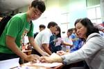 Đến ngày 17/8, hơn 140 trường Đại học cập nhật danh sách hồ sơ xét tuyển