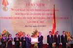70 năm Ngành văn hóa được trao tặng Huân chương Hồ Chí Minh lần 2