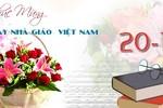 Những lời chúc thầy cô hay và ý nghĩa nhất nhân ngày nhà giáo Việt Nam (P2)