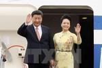 Chủ tịch Trung Quốc Tập Cận Bình đang thăm cấp Nhà nước tại Việt Nam