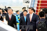 Những hình ảnh của Chủ tịch Trung Quốc Tập Cận Bình tại Việt Nam