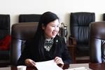 Niềm đam mê của người phụ nữ Việt Nam thứ hai là Giáo sư Toán học