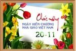 Bộ Giáo dục sẽ không tiếp khách và nhận hoa chúc mừng nhân ngày 20/11