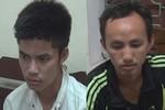 Hai sinh viên bị bắt cùng 700 viên ma túy tổng hợp