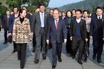 Chủ tịch Quốc hội Nguyễn Sinh Hùng kết thúc chuyến thăm hữu nghị CHND Trung Hoa