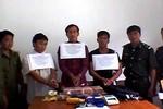 Bắt vụ vận chuyển 18 bánh heroin, 12.000 viên ma túy từ Lào vào Việt Nam