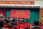 63 tỉnh thành được Ban Kinh tế T.Ư góp ý kiến trực tiếp vào dự thảo văn kiện