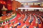 Thông tin ngày làm việc thứ hai Hội nghị trung ương 14