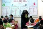 Khi nhà trường còn bị khống chế về chỉ tiêu thì giáo viên còn bị ép đi thi