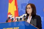 Việt Nam hoan nghênh Trung Quốc sớm xả nước xuống hạ lưu sông Mekong