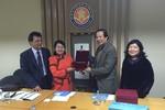 Ký thỏa thuận hợp tác Hiệp hội các trường Đại học, Cao đẳng Mông Cổ và Việt Nam