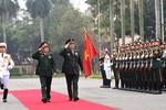 Quốc phòng Việt - Trung phải bình tĩnh, không đe dọa sử dụng vũ lực