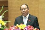 Phó Thủ tướng Nguyễn Xuân Phúc được đề cử vào vị trí Thủ tướng Chính phủ