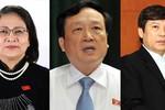 Quốc hội bầu bà Đặng Thị Ngọc Thịnh giữ chức Phó Chủ tịch nước