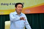 Phó Thủ tướng Vương Đình Huệ nêu rõ nhiệm vụ trọng tâm của Ngân hàng nhà nước