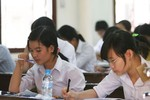 Hà Nội tăng mạnh số thí sinh không tham gia tuyển sinh đại học