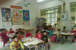 Lãnh đạo ngành giáo dục Nghệ An đi 8 trường xem thực hiện VNEN