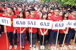 Nhiều trường cấp 2 ở Hà Nội ra thêm điều kiện để loại bớt học sinh vào lớp 6