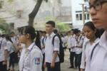 332 thí sinh vắng, 3 thí sinh bị đình chỉ trong ngày đầu thi lớp 10 tại Hà Nội