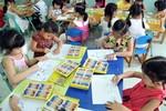 Cẩn thận khi dạy viết chữ cho trẻ mẫu giáo