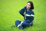 Nữ sinh tốt nghiệp được phong hàm Trung úy từng thi Đại học chỉ đạt 19 điểm