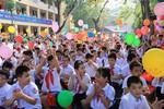 Hôm nay, 22,5 triệu học sinh - sinh viên bước vào năm học mới