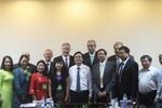 Lãnh đạo cấp cao và Chính phủ Việt Nam đang rất quan tâm tới công nghiệp 4.0