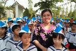Khâm phục nghị lực của cô giáo Tây Nguyên đi gieo chữ nơi vùng sâu, vùng xa