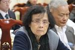 """GS.Hoàng Xuân Sính: """"Trường ngoài công lập chưa được xã hội vui vẻ thừa nhận"""""""