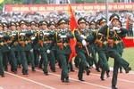 Thủ tục đăng ký xét tuyển vào khối trường quân đội